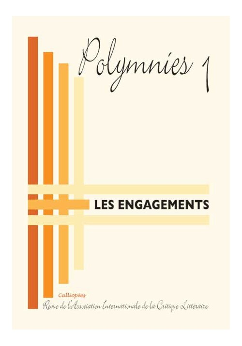 Les engagements - Polymnies 1