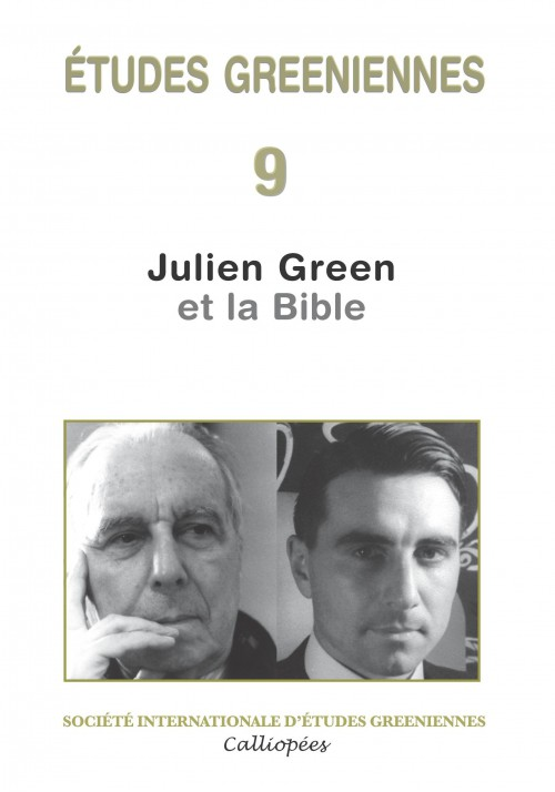 Julien Green et la Bible